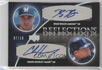 Ryan Braun, Chase Headley /10