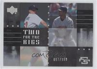 Minnesota Twins Team, Glen Perkins, Alexi Casilla /999