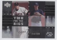 Tim Lincecum, Micah Owings /999
