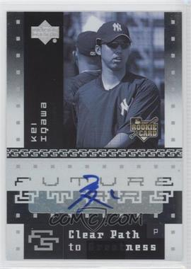 2007 Upper Deck Future Stars #123 - Kei Igawa