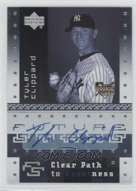 2007 Upper Deck Future Stars #124 - Tyler Clippard