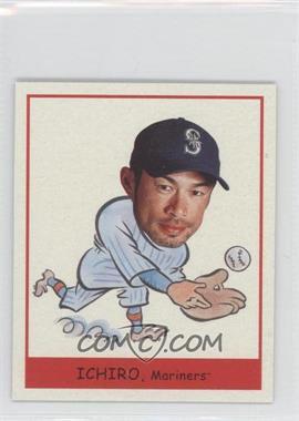 2007 Upper Deck Goudey [???] #243 - Ichiro Suzuki