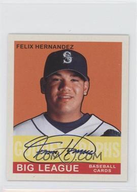 2007 Upper Deck Goudey [???] #GG-FH - Felix Hernandez
