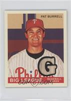 Pat Burrell