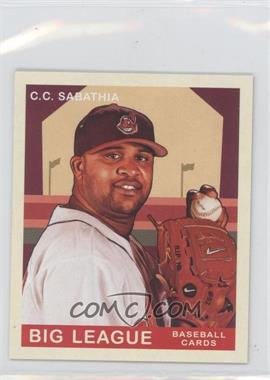 2007 Upper Deck Goudey Red Back #20 - C.C. Sabathia