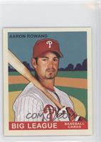 Aaron Rowand