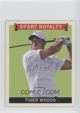 2007 Upper Deck Goudey Sport Royalty #SR-TW - Tiger Woods