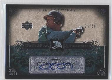 2007 Upper Deck Premier - [???] #IN-DY - Delmon Young /50