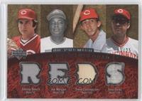 Tony Perez, Johnny Bench, Joe Morgan /25