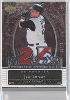 Jim Thome (Number) /75