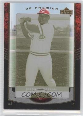 2007 Upper Deck Premier [???] #38 - Joe Morgan /1