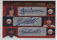 Justin Morneau, Jason Kubel, Francisco Liriano /25