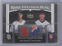 Greg Maddux, Tom Glavine /50