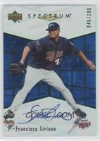 Francisco Liriano /199