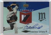 Francisco Liriano /25