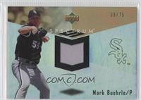 Mark Buehrle /75