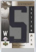 Walter Johnson /15