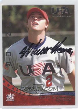 2007 Upper Deck USA Baseball [???] #32 - [Missing]