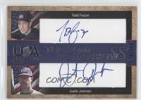 Todd Frazier, Justin Jackson /150