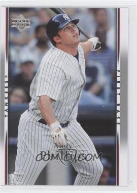 2007 Upper Deck #166 - Andy Phillips