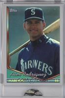 Alex Rodriguez /999 [ENCASED]