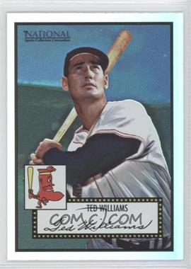 2007 eTopps eCon 5 National Convention National Convention [Base] #409 - Ted Williams