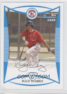 2008 Bowman - Prospects #BP56 - Iggy Suarez