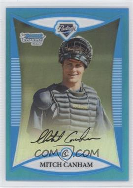 2008 Bowman Chrome Prospects Blue Refractor #BCP141 - Mike Cameron /150
