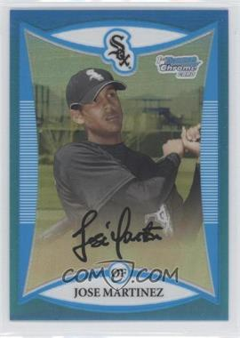 2008 Bowman Chrome Prospects Blue Refractor #BCP179 - [Missing] /150