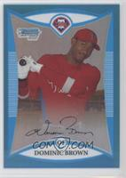 Domonic Brown /150