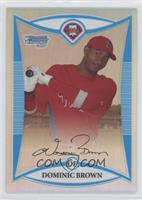 Domonic Brown /500