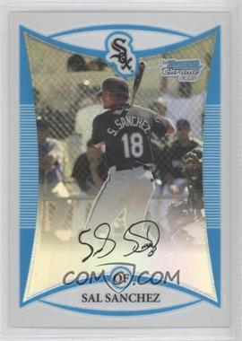 2008 Bowman Chrome Prospects Refractor #BCP83 - Sal Sanchez /599