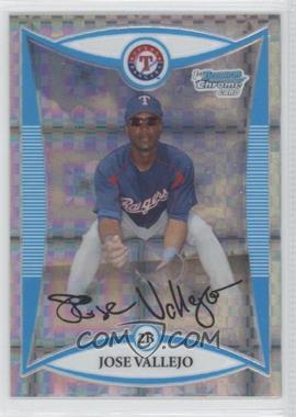 2008 Bowman Chrome Prospects X-Fractor #BCP215 - Jose Valverde /250
