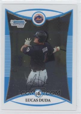 2008 Bowman Chrome Prospects #BCP147 - Lucas Duda