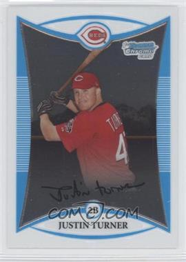 2008 Bowman Chrome Prospects #BCP171 - Justin Turner