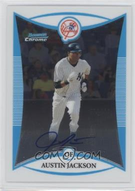 2008 Bowman Chrome Prospects #BCP246 - Austin Jackson