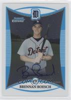 Prospect Autographs - Brennan Boesch
