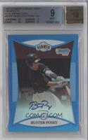 Buster Posey /150 [BGS 9]