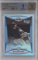 Buster Posey /500 [BGS 9]