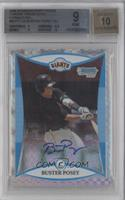Buster Posey /225 [BGS 9]