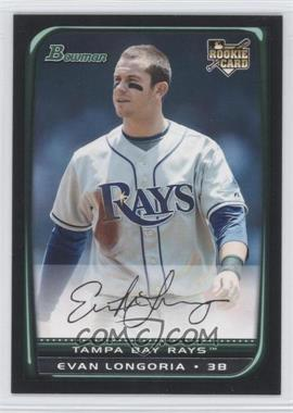 2008 Bowman Draft Picks & Prospects #BDP27 - Evan Longoria