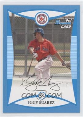 2008 Bowman Prospects Blue #BP56 - Iggy Suarez /500