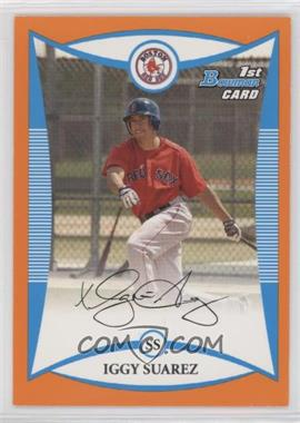 2008 Bowman Prospects Orange #BP56 - Iggy Suarez /250