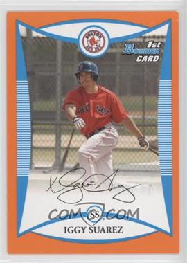 2008 Bowman Prospects Orange #BP56 - Iggy Suarez /250