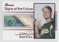 Brad Knox