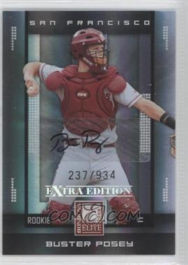 2008 Donruss Elite Extra Edition - [Base] #177 - Buster Posey /934