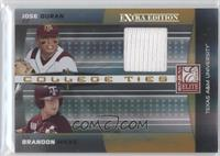 Brandon Hicks, Jose Duran /100