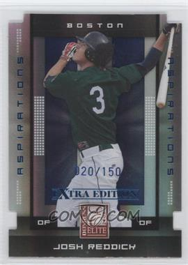 2008 Donruss Elite Extra Edition Aspirations #59 - Josh Reddick /150