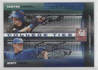 Sawyer Carroll, Scott Green /25