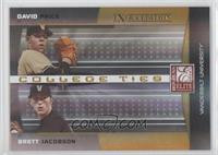 David Price, Brook Jacoby, Brett Jacobson, Dan Prior /100